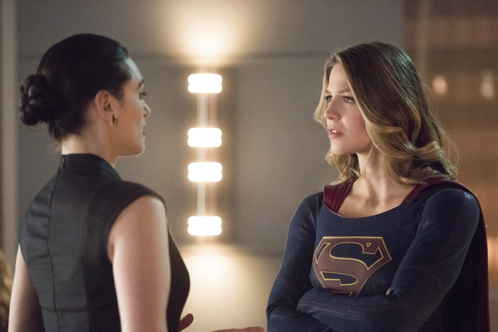 Supergirl: 'My Youth Is Yours' Ch 16&17 (Supercorp Fanfic) - ASK